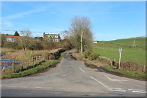 NX7168 : Road to Corsock at Parton Mill by Billy McCrorie