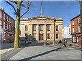 SJ8298 : Former Salford Town Hall, Bexley Square by David Dixon