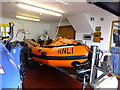 SH7877 : RNLI inshore lifeboat by Richard Hoare