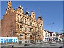 SJ8298 : Former Education Offices, Chapel Street by David Dixon