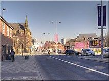 SJ8298 : Chapel Street (A6), Salford by David Dixon