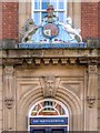 SJ8298 : Doorway to Old Courthouse in Encombe Place by David Dixon