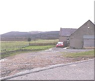 NO6093 : Converted steading, Baulds by Stanley Howe