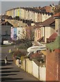 ST5971 : Terraces, Knowle by Derek Harper