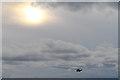 NJ2270 : Returning to base by Walter Baxter