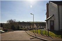 SS9531 : Brompton Regis : Haddon Close by Lewis Clarke