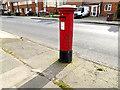TM1742 : 259 Landseer Road George VI Postbox by Adrian Cable