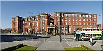 SJ8298 : Former Salford Royal Hospital by David Dixon