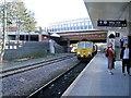SJ8198 : Salford Crescent Station by David Dixon