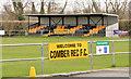 J4669 : Football ground, Comber by Albert Bridge
