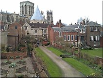 SE6052 : Looking towards York Minster by David Martin
