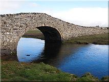 SH3568 : The Old Bridge, Aberffraw by Chris Andrews