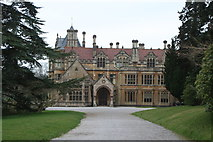 ST5071 : The main entrance to Tyntesfield House by Rod Allday