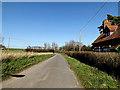 TM3689 : Rectory Lane, Mettingham by Geographer
