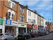 TQ3296 : Church Street, EN2 (2) by Mike Quinn