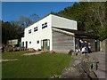 SX8759 : Paignton Zoo - giant tortoise house by Chris Allen