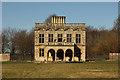 SP1412 : Lodge Park by Richard Croft