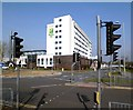 SU7771 : Holiday Inn, Winnersh by Des Blenkinsopp