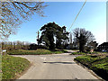 TM3793 : Old Bungay Road, Kirby Cane by Adrian Cable