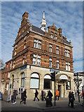 TQ3296 : Barclays Bank, Church Street, EN2 by Mike Quinn