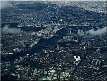 TQ3078 : Central London from the air by Thomas Nugent