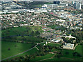 TQ1776 : Syon Park from the air by Thomas Nugent