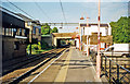 TL4411 : Harlow Town Station, 1999 by Ben Brooksbank