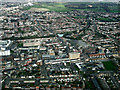 TQ1475 : Hounslow from the air by Thomas Nugent
