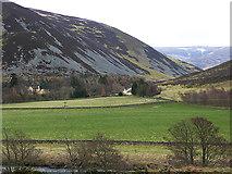 NT1129 : Looking across upper Tweeddale at Stanhope by Oliver Dixon