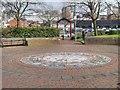SJ8298 : Islington Park, The Whole World Is A Garden by David Dixon