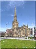 SJ8298 : St John's Cathedral, Salford by David Dixon