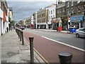 TQ3276 : North end of Denmark Hill, Camberwell by Robin Stott