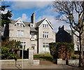 NJ9105 : 34 Rubislaw Den South, Aberdeen by Bill Harrison