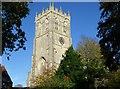 SZ1692 : Tower, Christchurch Priory by nick macneill