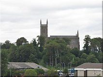 J4844 : Cathedral of the Holy Trinity, Downpatrick by Eric Jones