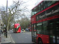 TQ2680 : Buses, Bayswater Road, London W2 by Christopher Hilton