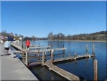 SU7682 : River Thames at Henley by Bikeboy