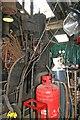 TQ1878 : Kew Bridge Pumping Station - steam hammer by Chris Allen
