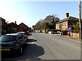 TM4462 : Westwood Ho, Leiston by Adrian Cable