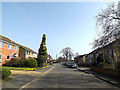 TM4462 : Carr Avenue, Leison by Adrian Cable