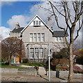 NJ9105 : 54 Rubislaw Den North, Aberdeen by Bill Harrison