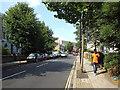 TQ3377 : North on Trafalgar Avenue, Peckham by Robin Stott