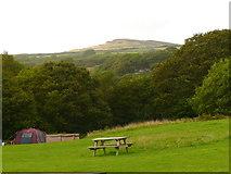 SH6129 : Gwersyllfa Dinas / Dinas Campsite by Ian Medcalf