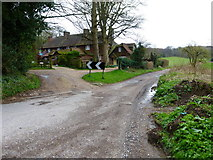 SU7037 : Houses on Chawton Park Road by Shazz