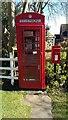 TF0913 : Post box in Wilsthorpe by Skip Price