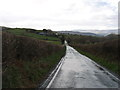 SN8197 : The mountain road to Machynlleth by David Purchase