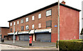 J4873 : Vacant shops and flats, Newtownards by Albert Bridge