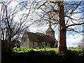 SP7605 : St Peter's Church Ilmer by Bikeboy
