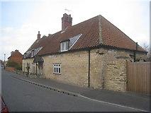 TF0075 : Beck House, Vicarage Lane, Nettleham by Jonathan Thacker