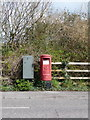 ST6417 : Sherborne: postbox № DT9 102, Granville Way by Chris Downer